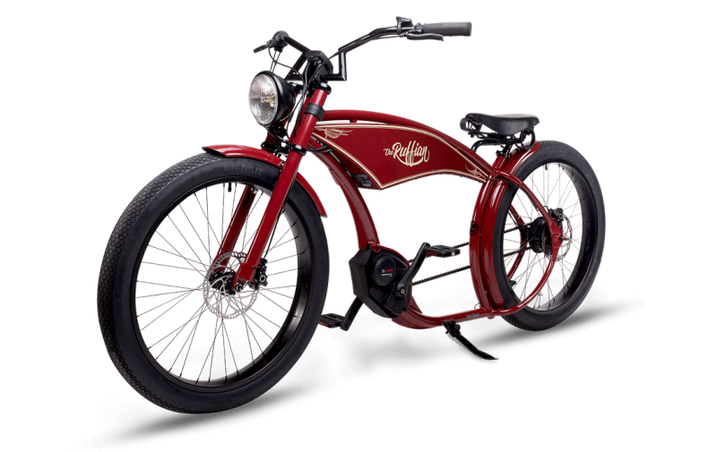 Ruff Cycles The Ruffian 2021 indian rot