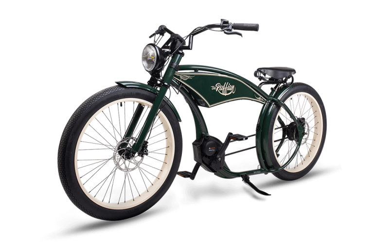 Ruff Cycles The Ruffian 2021 vintage grün