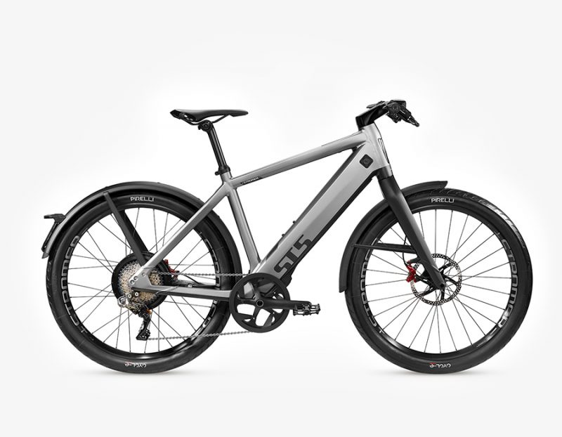 STROMER ST5 Sport 2021 graphite