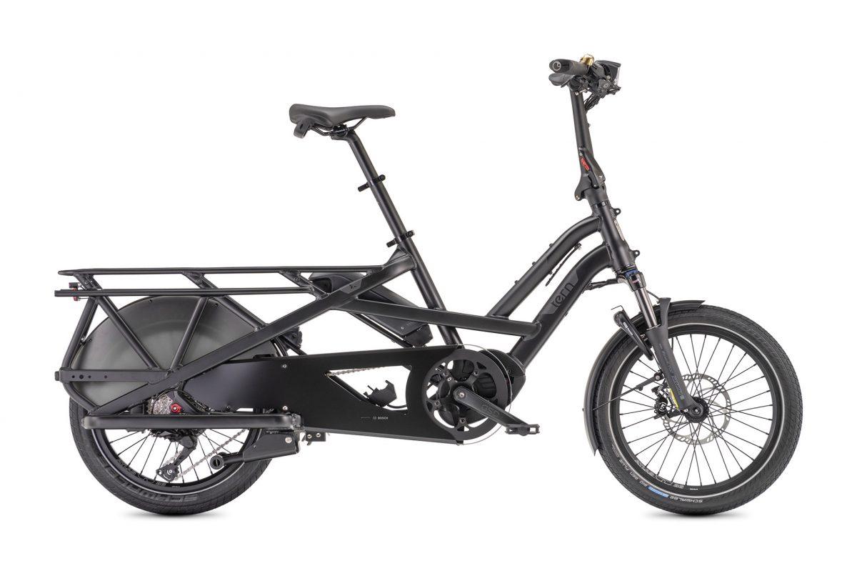 Tern GSD S10 2021 schwarz